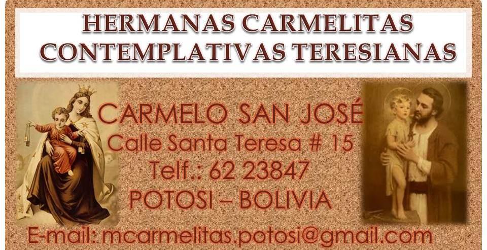 Hermanas Carmelitas Contemplativas