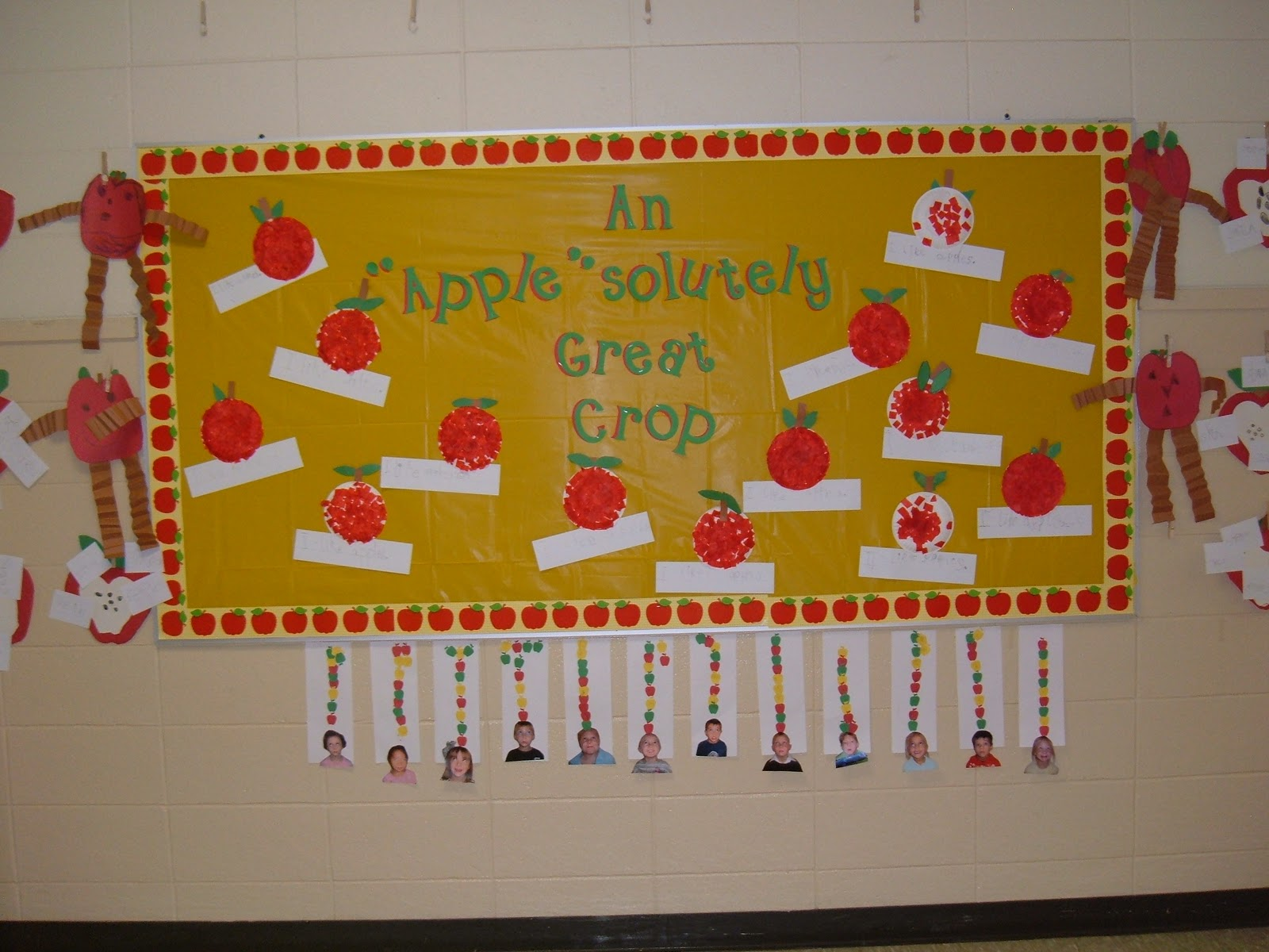 "Kindergarten Kisses: ""Apple"" solutely Fun!!"