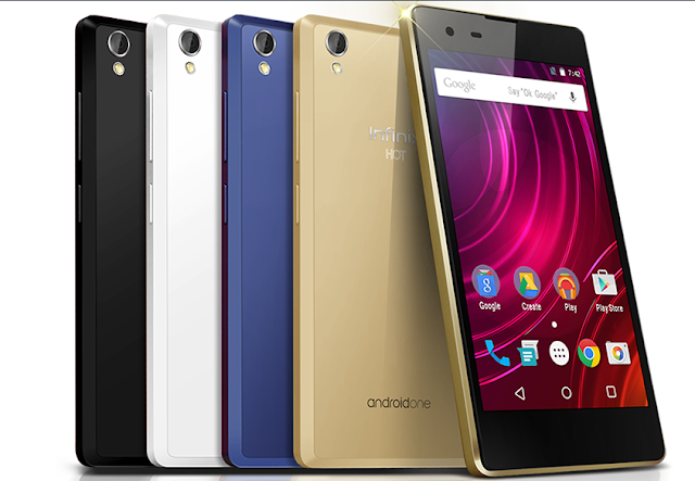 Infinix Google Android One X510 Hot 2
