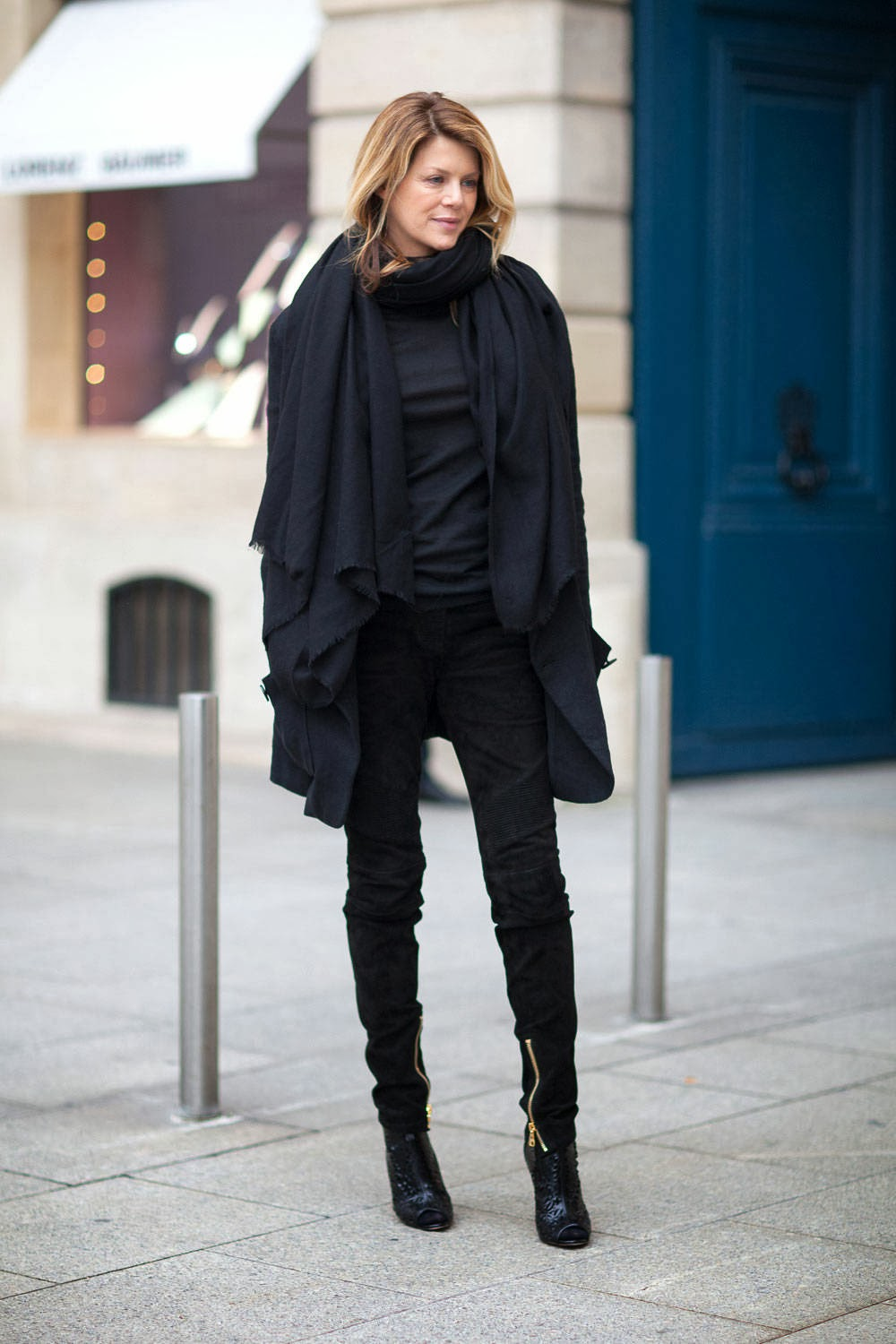 Fashionistas World Paris Couture Street Style