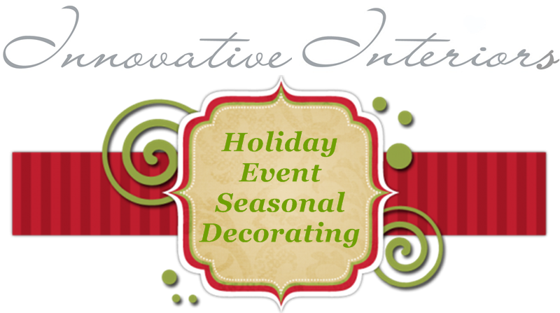 Charlotte NC Holiday-Christmas-Event Decorating Services-Innovative Interiors