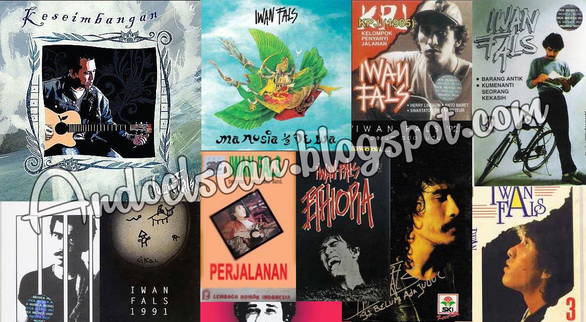 Kumpulan Lagu Iwan Fals mp3 Full Album lengkap Terpopuler