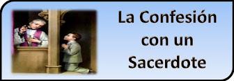 No te vale confesarte directamente con Dios como erróneamente hacen algunos