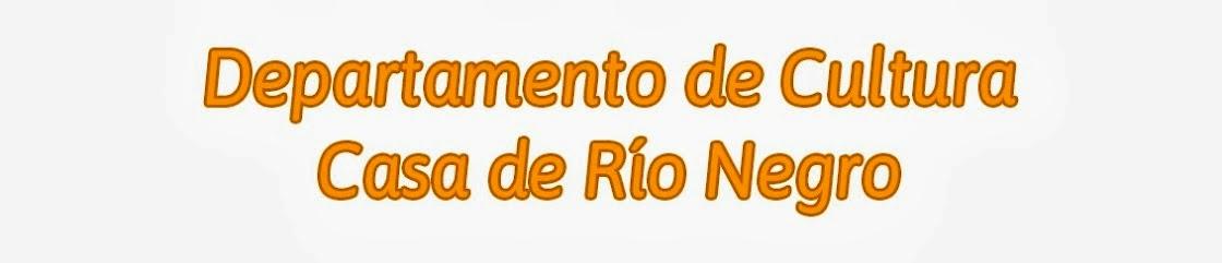 Rionegrinos en Buenos Aires y en el Mundo