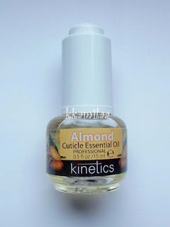 Kinetics Cuticle Essential Oil - Almond