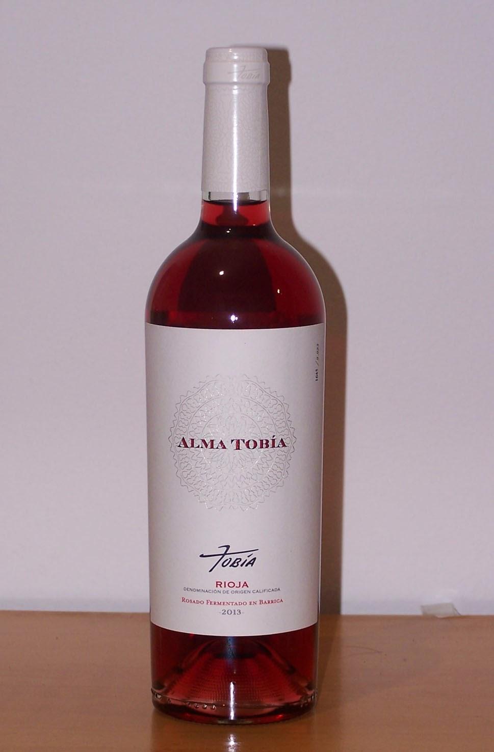 Alma de Tobía Rosado 2012, D.o.c Rioja
