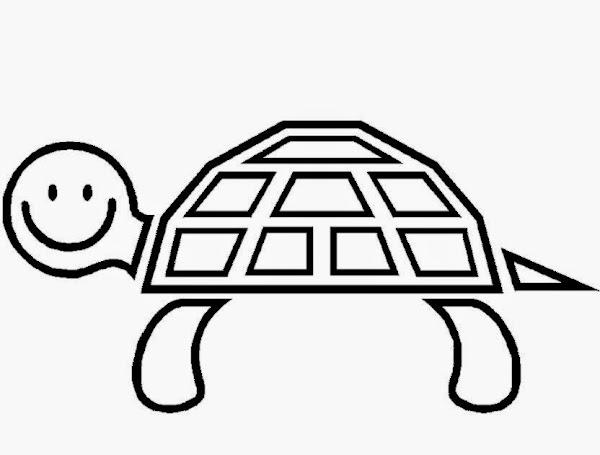 Turtle Coloring Sheets | Free Coloring Sheet