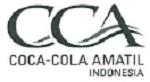Coca-Cola Amatil - Lowongan Kerja D3