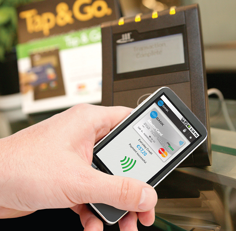MasterCard PayPass Tap & Go