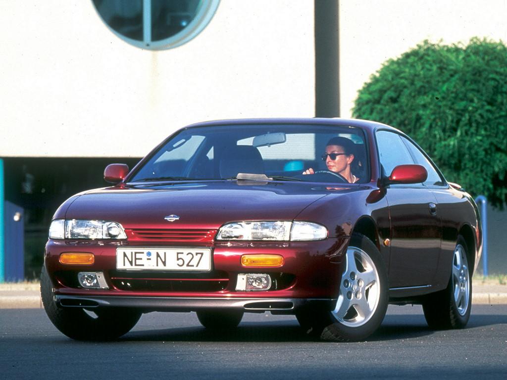 Nissan 200SX S14, sportowy samochód, japoński, JDM, jak wygląda, różnice