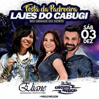 FESTA DA PADROEIRA DE LAJES