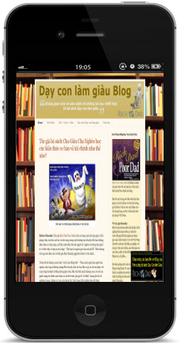 blog noi ve day con lam giau