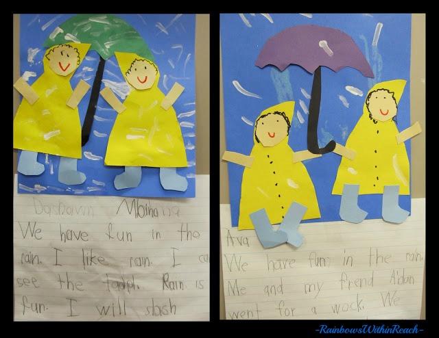 Florida Elementary Rain Writing Project