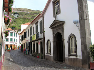 Iglesia de Cámara de Lobos, Madeira, Portugal, La vuelta al mundo de Asun y Ricardo, round the world, mundoporlibre.com
