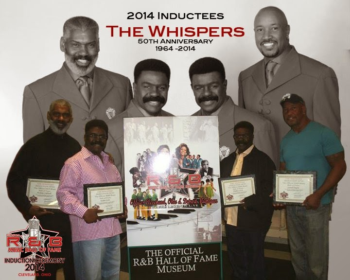 whispers 50th anniversary
