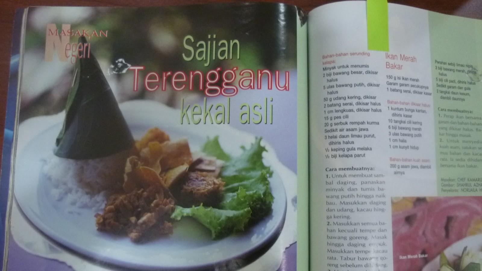 kitchen flavours: Tepung Bunga