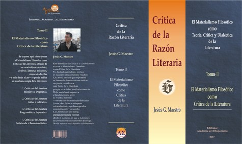 Crítica de la Razón Literaria · Tomo 2