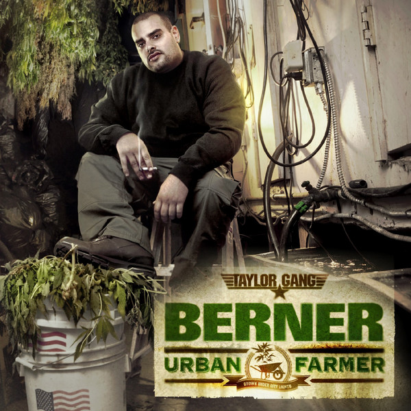 Berner - Urban Farmer  Cover