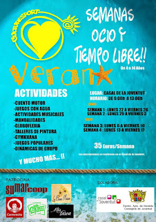 Ayuntamiento de Novelda cartel%2Bculturesport2015 SEMANAS DE OCIO Y TIEMPO LIBRE