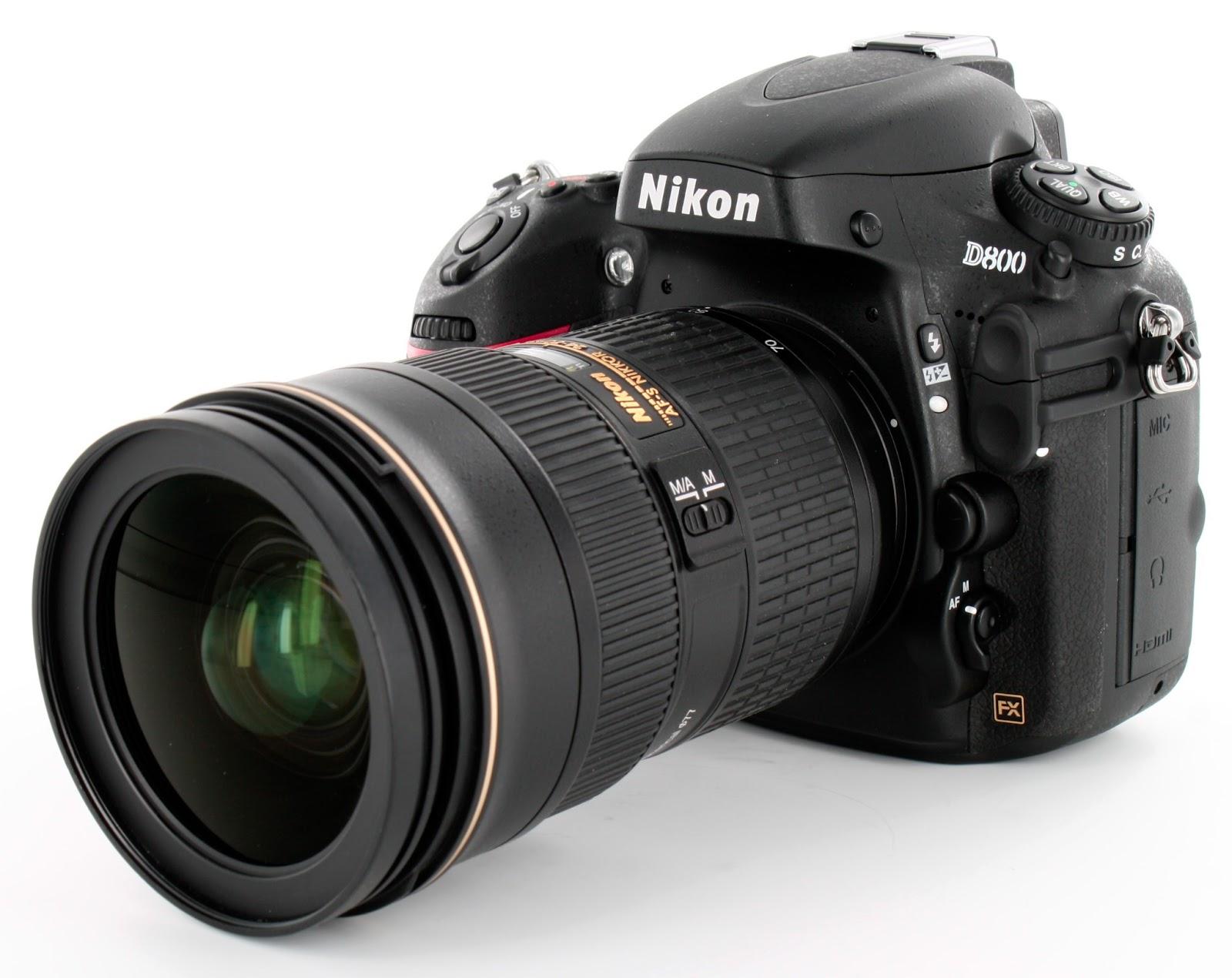 Nikon D800 Full Frame Camera | Digital Camera and Gadget Reviews