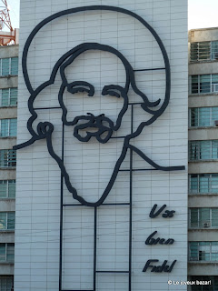 La havane - plaza de la revolucion - Cienfuegos
