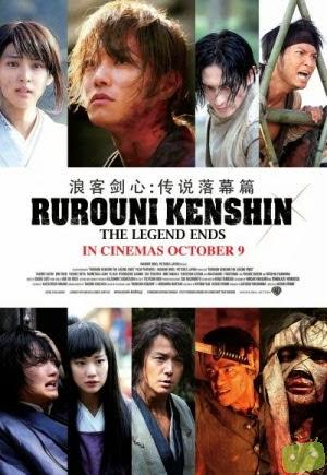 Samurai X 3: O Fim de Uma Lenda – Legendado (2014)