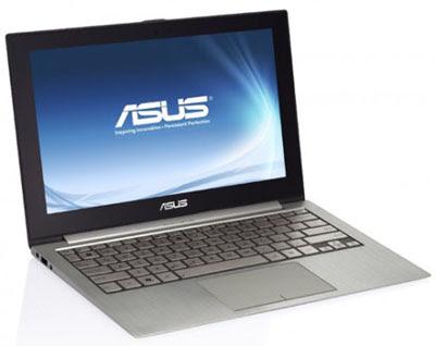ASUS Zenbook UX21 Display