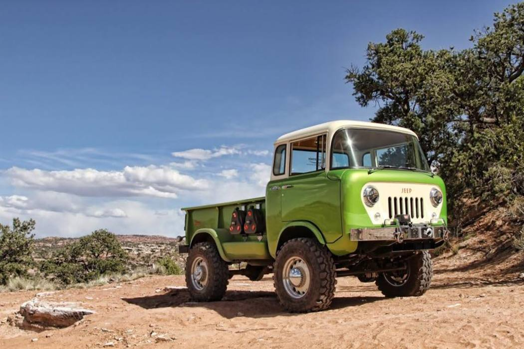 World Of Classic Cars Jeep Fc 170 Pickup 1958 World Of