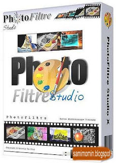 PhotoFiltre Studio X 10.9.0 with Portable Full