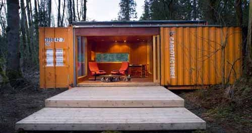 Casas ecologicas casas ecologicas cargotectura por - Casas prefabricadas ecologicas ...