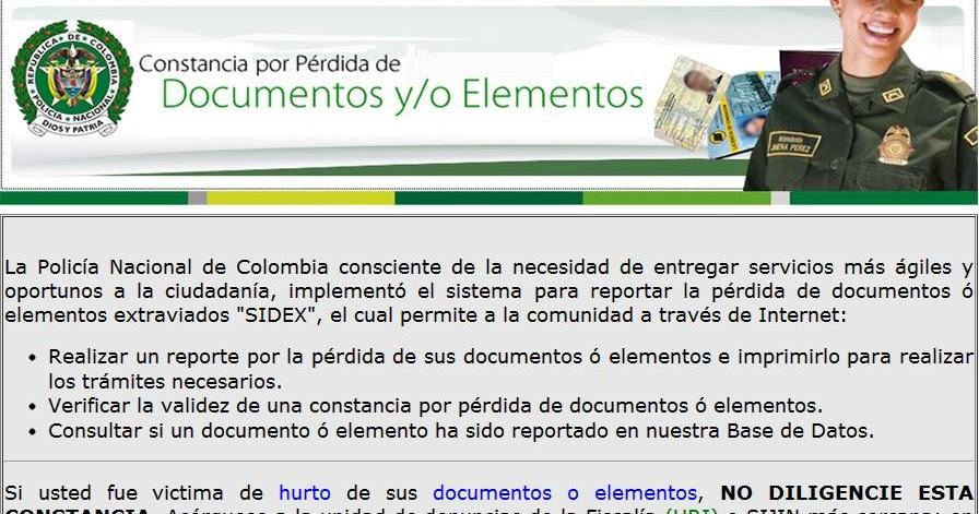 Teleorinoco Nuevo Portal De La Polic A Nacional Para