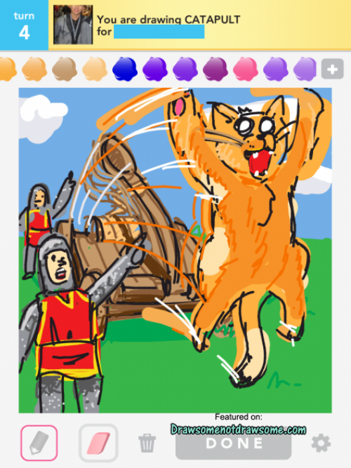 cool drawsomething