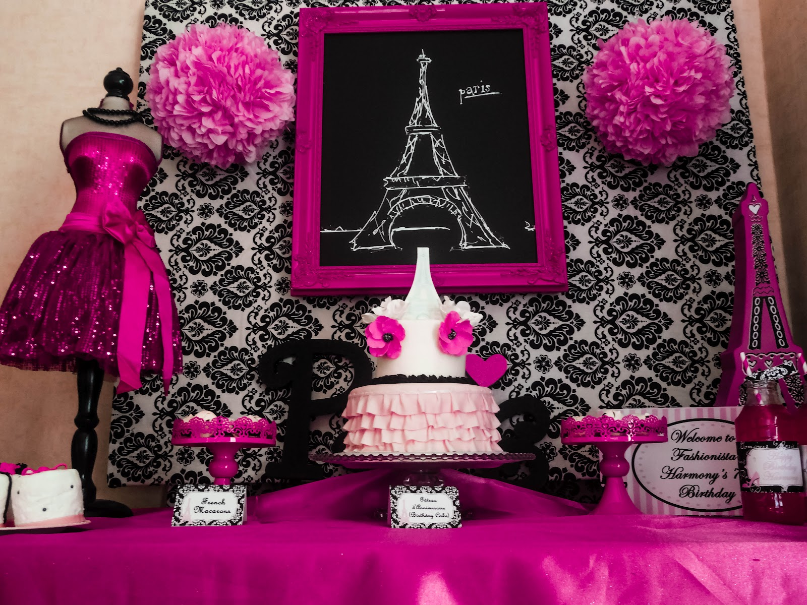 capes crowns a paris party. Black Bedroom Furniture Sets. Home Design Ideas