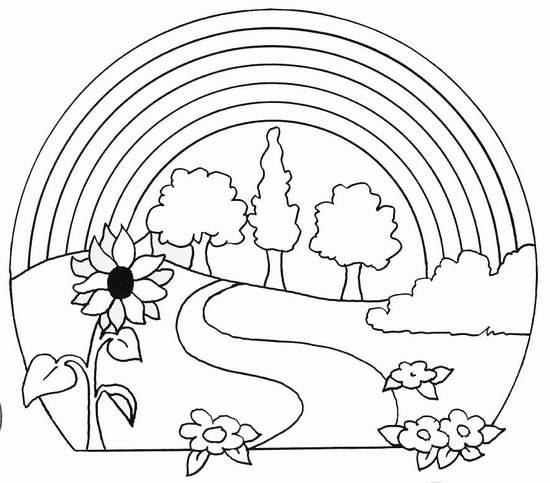 Dibujos para colorear e imprimir de primavera - Imagui