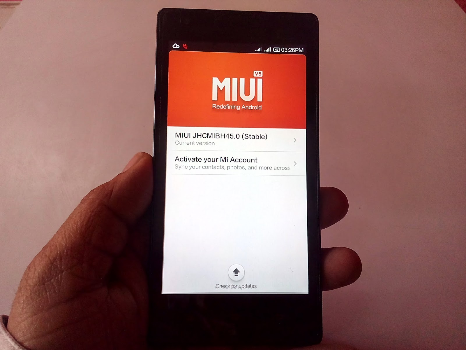 Update Latest MIUI for (Redmi 1S/ Redmi Note 4G/Mi3, /Mi Note)