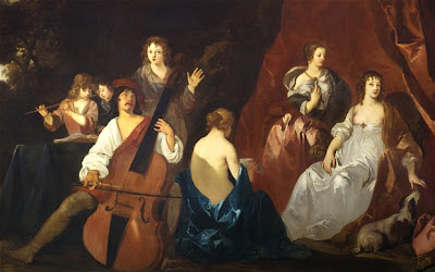 Peter Lely's - The Concert
