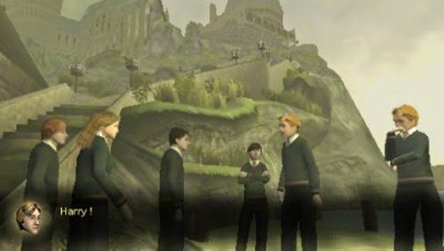 harry potter and the half blood prince pc game  full