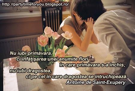Nu iubi primăvara, ci înfăţişarea unei anumite flori în care primăvara s-a închis; nu iubi dragostea, ci pe cel în care dragostea se întruchipează.