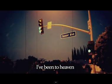 he estado en el cielo..