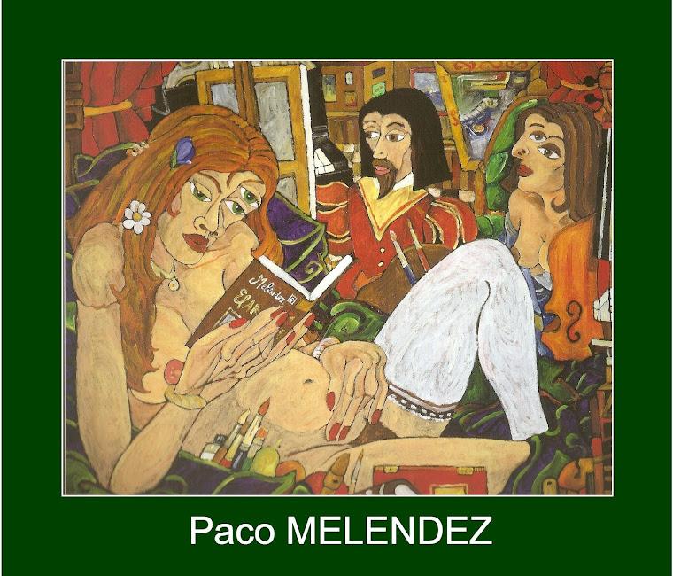 PORTADA CATALOGO SAMMER GALLERY 2008 PACO MELÉNDEZ