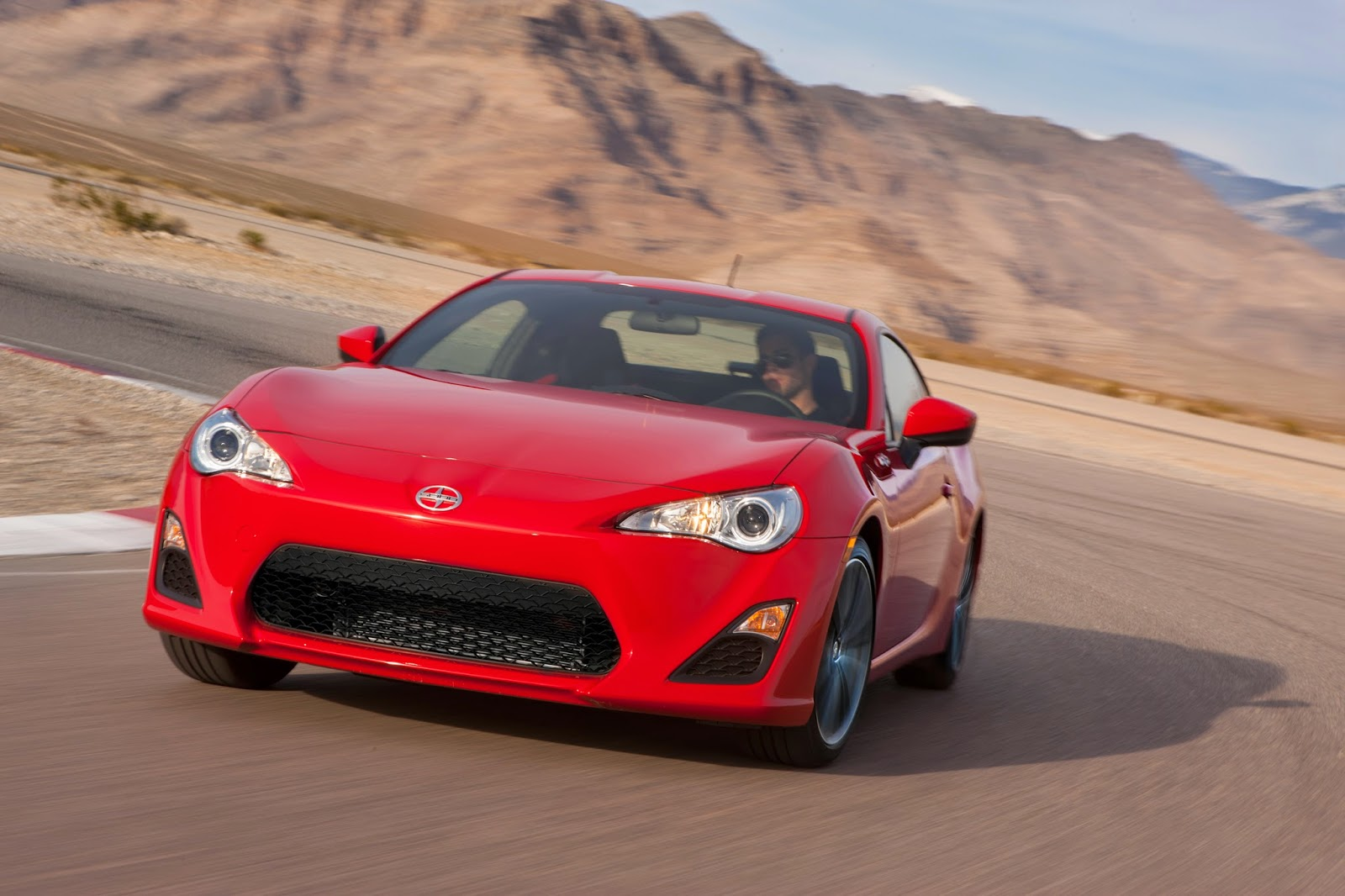 2014 Scion FR-S front view