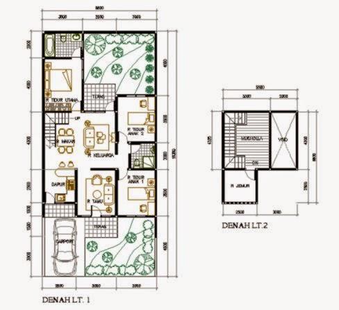 gambar desain rumah | design rumah minimalis