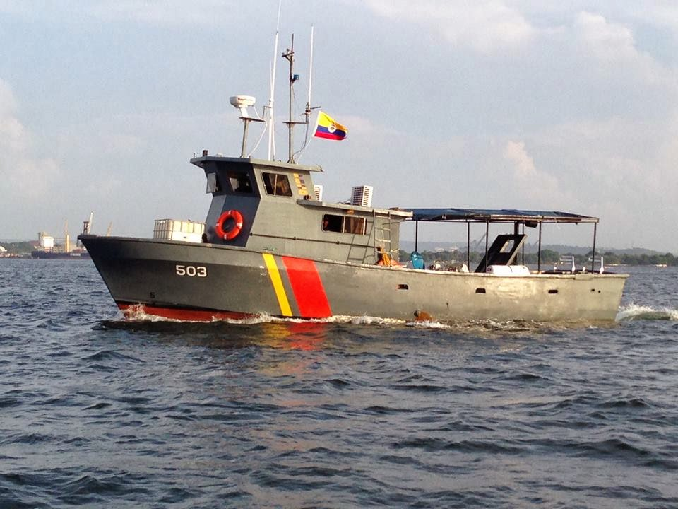 ARC David Salas Armada Colombia