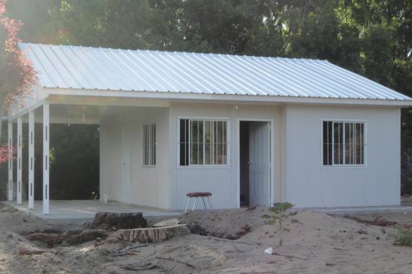 Viviendas anah casas prefabricadas for Fotos de casas prefabricadas