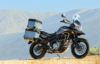 Nuova V-Strom 650XT Fun Ride