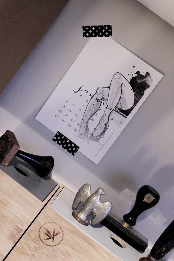 almanacka 2014, almanacka fri att skriva ut, ladda hem kalender, fritt att använda, fri att skriva ut, smäm konst på almanacka