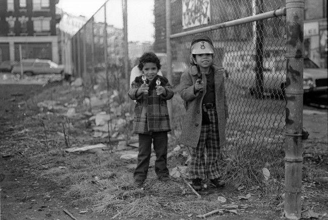 Niños South Bronx