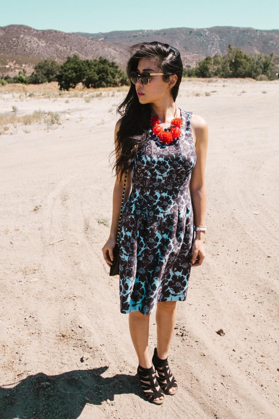 asian american LA fashion style blogger