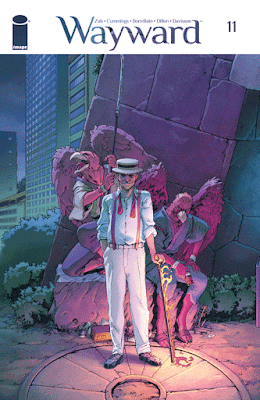 Cover of Wayward #11, courtesy of Image Comics