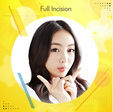 Operasi kelopak mata ganda dengan sayatan di bedah plastik Wonjin